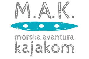 M.A.K. - morska avantura kajakom